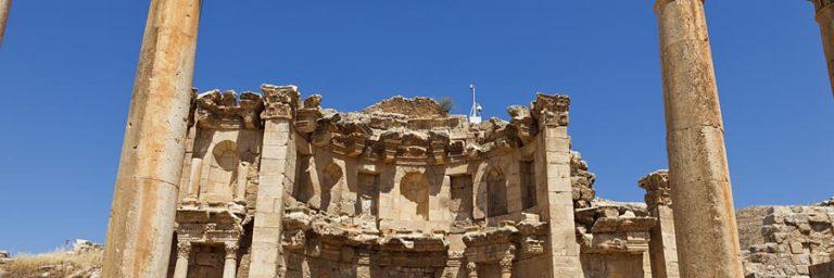 Ruinen von Jerash © Jordan Tourism Board