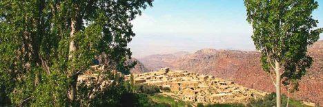 Dana Nature Reserve © Jordan Tourism Board
