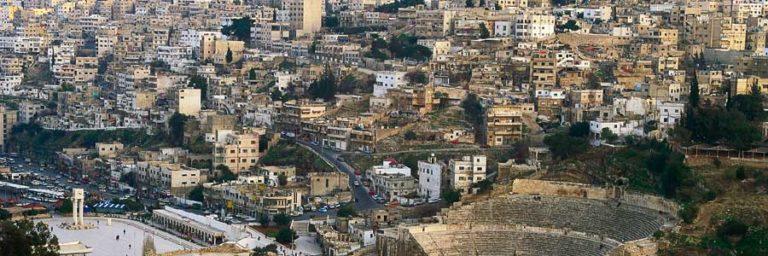 Amman © Jordan Tourism Board