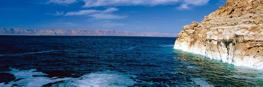 Totes Meer © Jordan Tourism Board