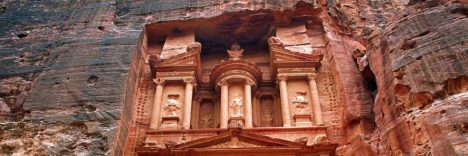 Petra Treasury © Jordan Tourism Board