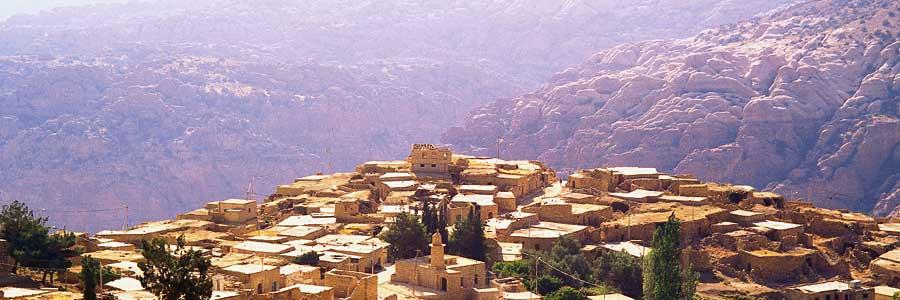 Dana Reserve © Jordan Tourism Board